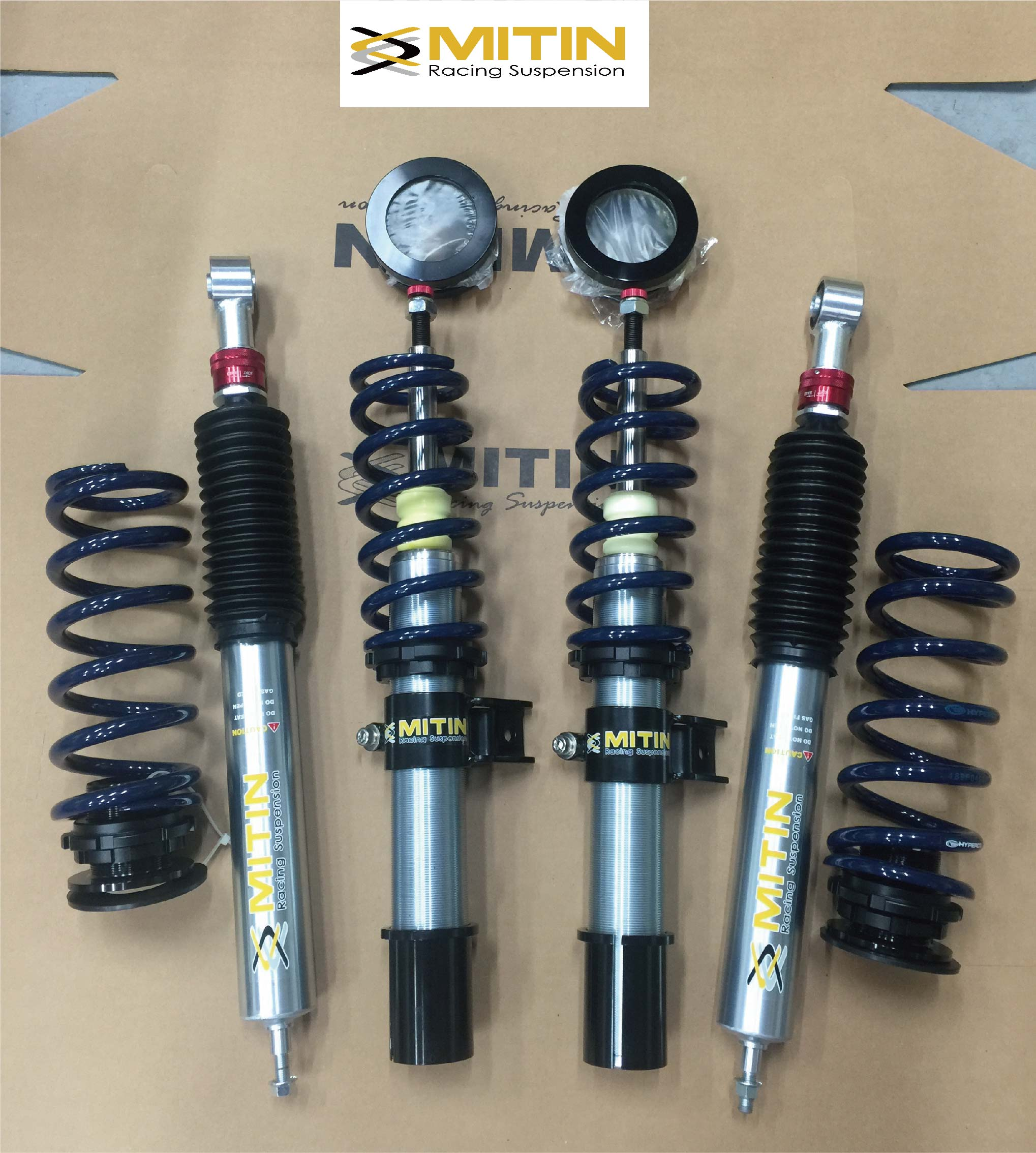 Coilover,Shock absorber,suspension,Golf6