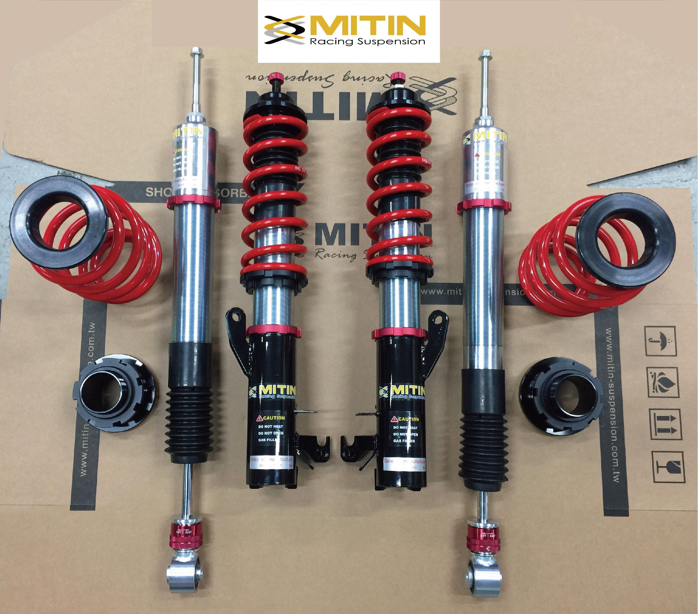 Coilover,Shock absorber,suspension,Honda EK5 Fit2015避震器,底盤配件,汽車改裝零件,懸吊系統