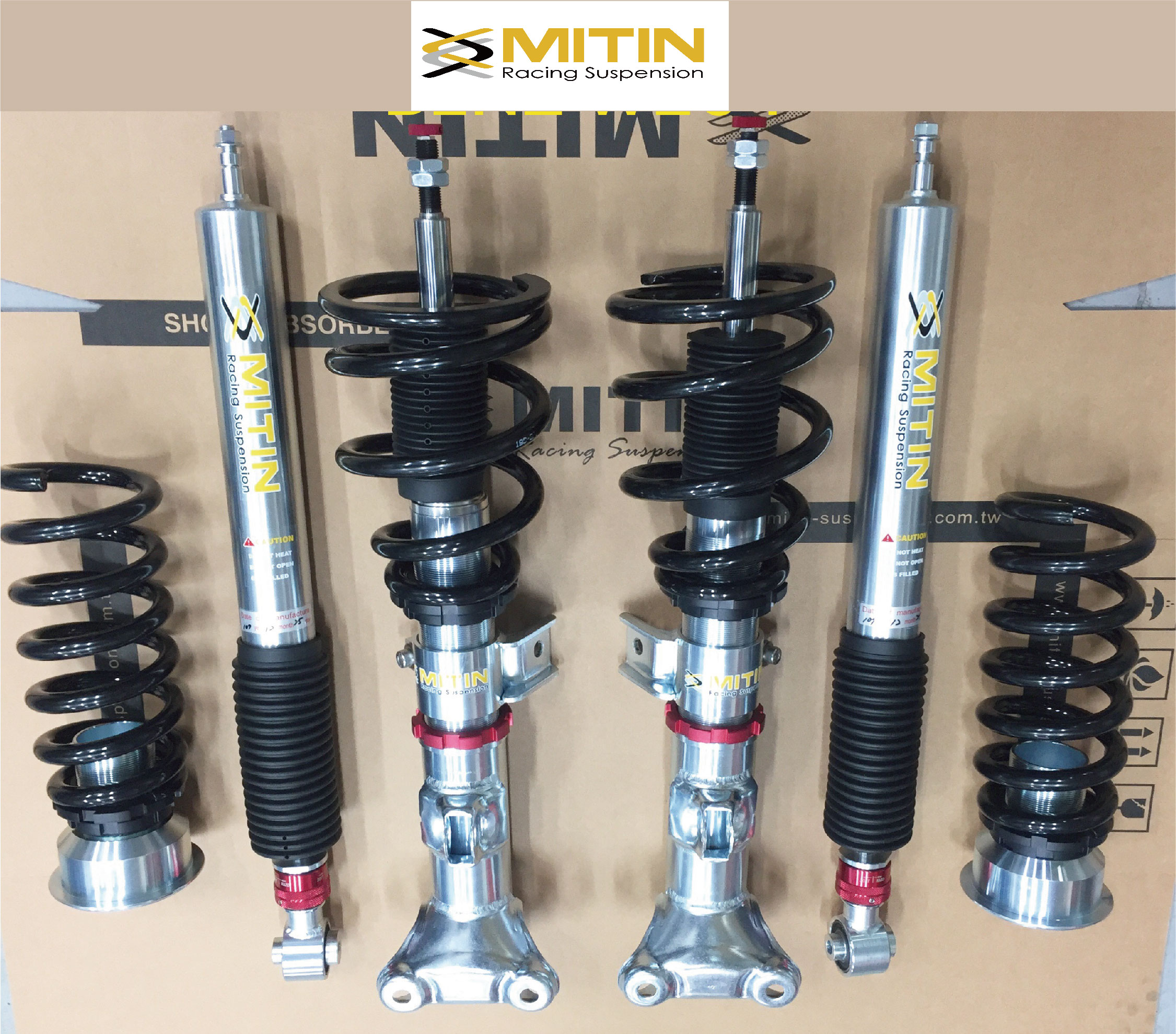 Coilover,Shock absorber,suspension,M1series,Benz w204