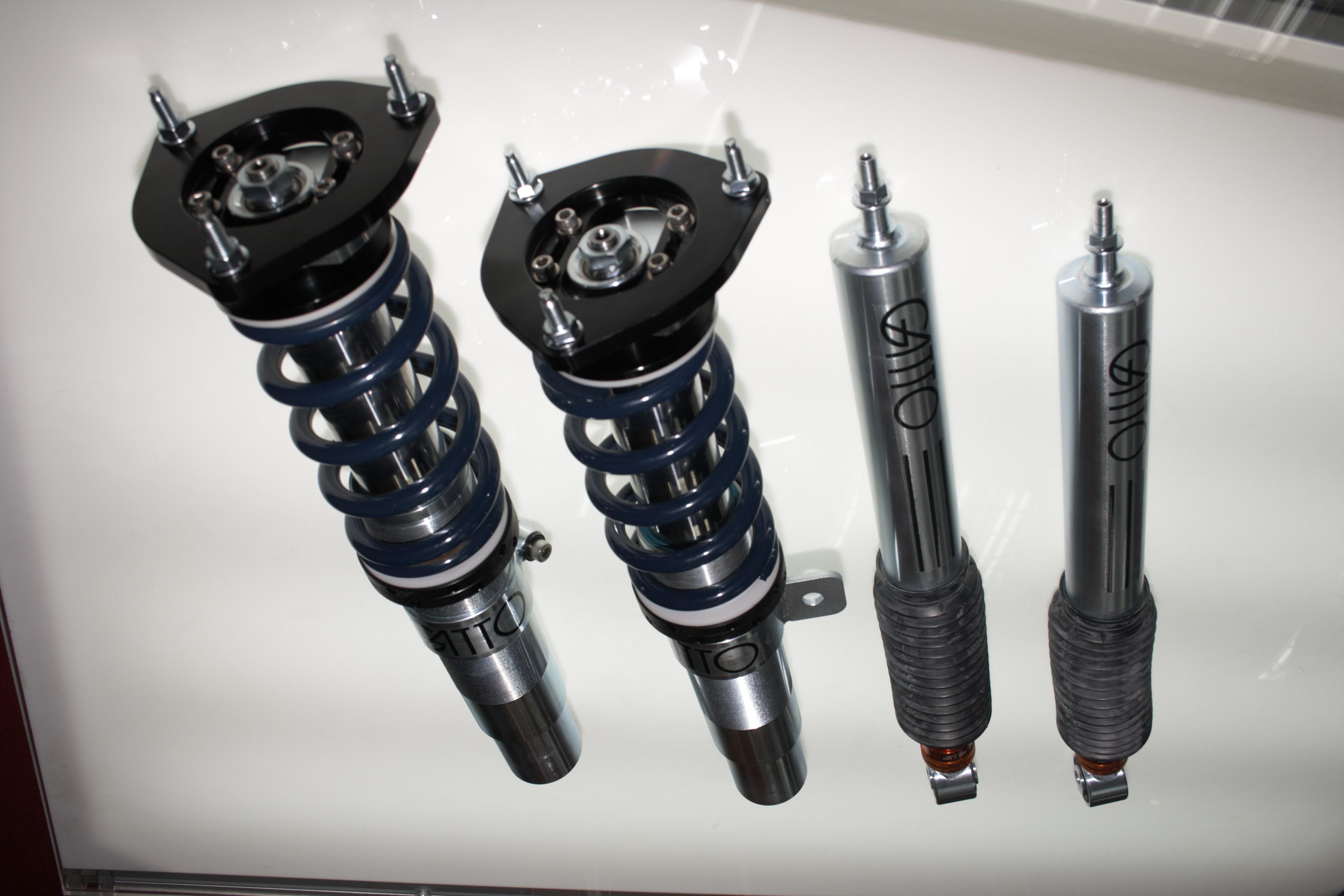Coilover,Shock absorber,suspension,Golf 6