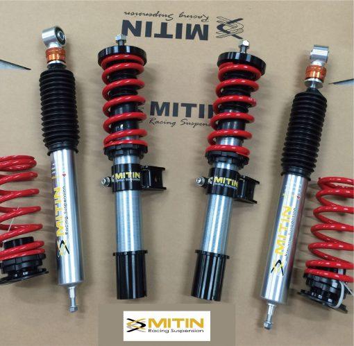 汽車改裝零件,懸吊系統,Coilover,Shock absorber,suspension,VW golf5-6