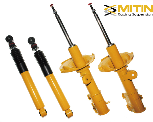 Hyundai H-1 MITIN racing suspension