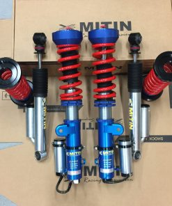 Coilover,H1-1,四氣瓶避震器,掛瓶避震,客製化避震器